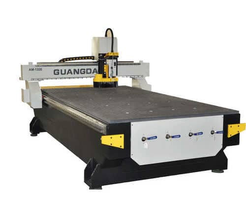 guangdaly cnc router whick can cut throgh a variety of materials