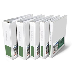 Personalised covers for file folders
