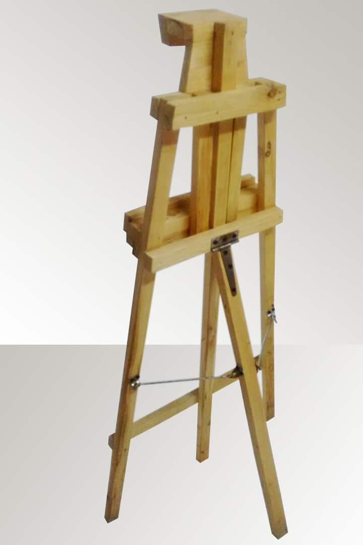 portable easy to carry easel stand